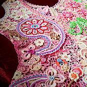 """Одежда ручной работы. Ярмарка Мастеров - ручная работа Платье """"Пейсли"""". Платье жизни и плодородия. Handmade."""