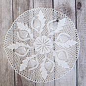 Для дома и интерьера ручной работы. Ярмарка Мастеров - ручная работа Салфетка № 86. Handmade.