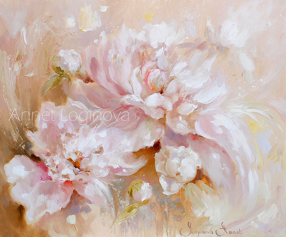 Pastel flower, Pictures, Moscow,  Фото №1