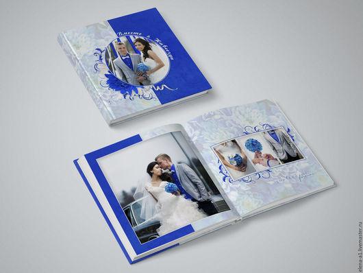 Фото и видео услуги ручной работы. Ярмарка Мастеров - ручная работа. Купить Свадебная фотокнига. Handmade. Комбинированный, свадебная фотокнига
