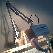 Материалы для творчества ручной работы. Ярмарка Мастеров - ручная работа Линза с подсветкой. Handmade.