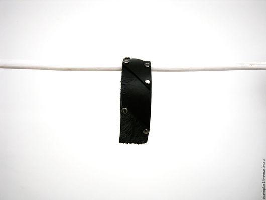 """Браслеты ручной работы. Ярмарка Мастеров - ручная работа. Купить """"Ветер времени"""" кожаный браслет на ногу. Handmade. Кожа натуральная"""