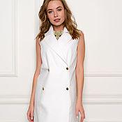 Одежда handmade. Livemaster - original item Vest dress. Handmade.