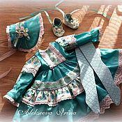 Одежда для кукол ручной работы. Ярмарка Мастеров - ручная работа Комплект одежды для куклы. Handmade.