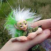 Куклы и игрушки manualidades. Livemaster - hecho a mano Copy of Copy of Leprechauns. Handmade.