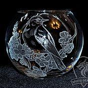 Для дома и интерьера handmade. Livemaster - original item bird. Vase.. Handmade.