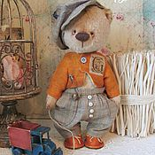 Куклы и игрушки ручной работы. Ярмарка Мастеров - ручная работа Мишка Жорж. Handmade.