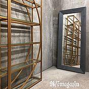 Для дома и интерьера handmade. Livemaster - original item Mirror SAWMILL. Handmade.