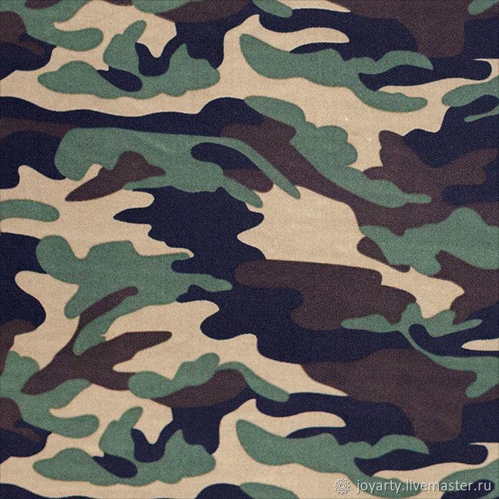 Чехол для чемодана «Армейский стиль» (S,M,L/XL)