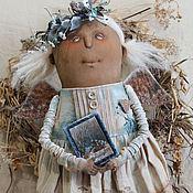 Куклы и игрушки ручной работы. Ярмарка Мастеров - ручная работа Первые заморозки...Ангел. Handmade.