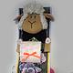 Ванная комната ручной работы. Текстильная Кукла Держатель Туалетной Бумаги Овечка подарок  порядок. 'Все в ажуре'  Оксана Лебедева. Интернет-магазин Ярмарка Мастеров.