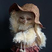 Куклы и игрушки ручной работы. Ярмарка Мастеров - ручная работа Лизабетт. Handmade.