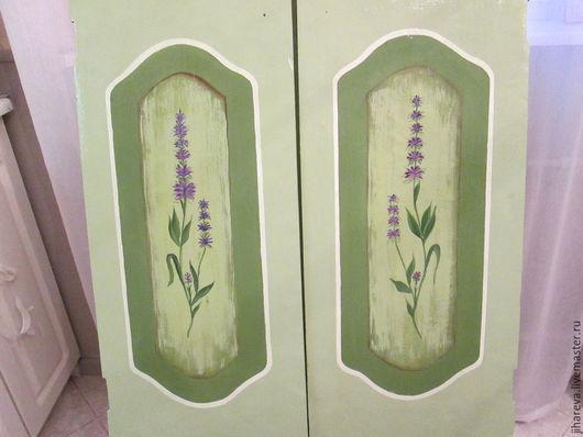 Кухня ручной работы. Ярмарка Мастеров - ручная работа. Купить роспись кухонных фасадов. Handmade. Роспись по дереву, все для кухни