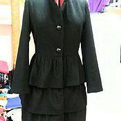 """Одежда ручной работы. Ярмарка Мастеров - ручная работа Пальто из кашемира """"Лилия"""". Handmade."""