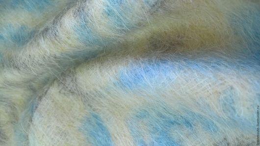 Шитье ручной работы. Ярмарка Мастеров - ручная работа. Купить Итальянская шерстяная пальтовая ткань. Handmade. Пастельные тона