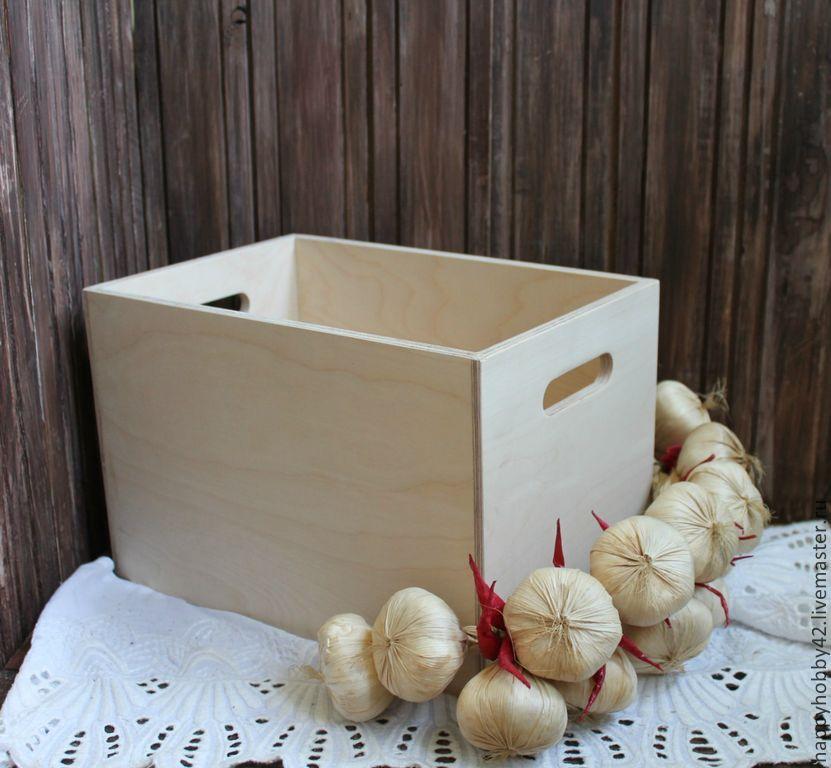 Ящик для декупажа