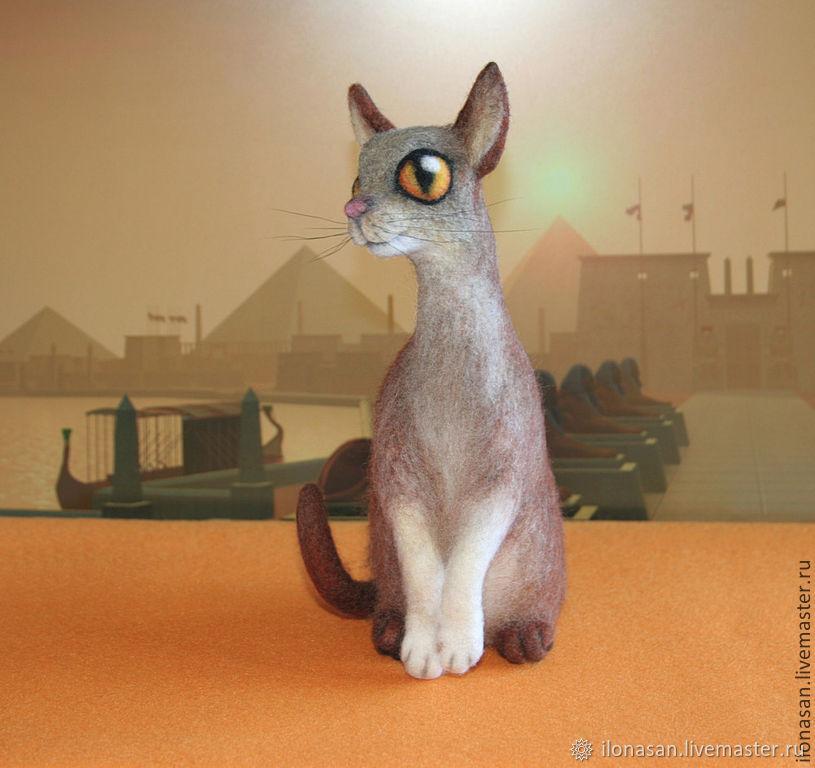 Баст (египетская богиня-кошка), Мягкие игрушки, Владивосток,  Фото №1
