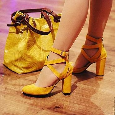 Обувь ручной работы. Ярмарка Мастеров - ручная работа Босоножки женские ручной работы. Handmade.