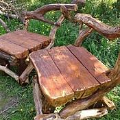 Для дома и интерьера ручной работы. Ярмарка Мастеров - ручная работа стулья и интерьер загородного дома. Handmade.