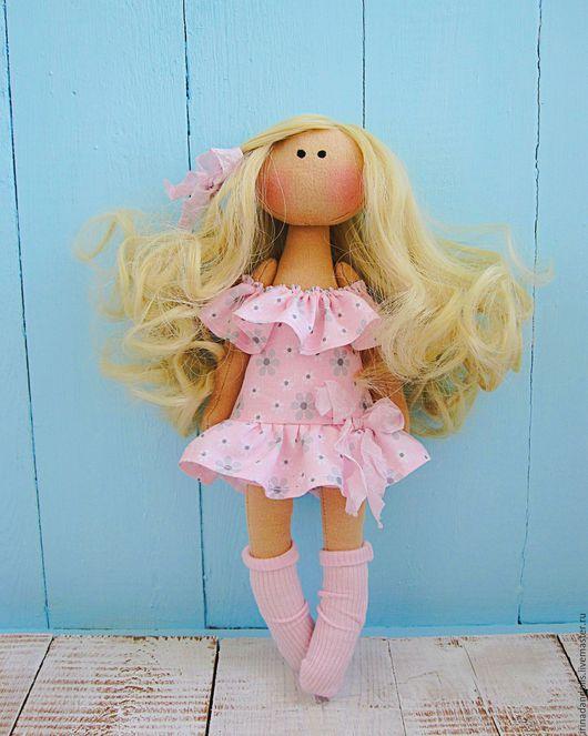 Коллекционные куклы ручной работы. Ярмарка Мастеров - ручная работа. Купить Кукла летняя. Handmade. Кукла, интерьерная кукла, игрушка
