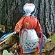 Народные куклы ручной работы. Заказать традиционная кукла Желанница. Нина Шульцева. Ярмарка Мастеров. Кукла оберег, русская традиция