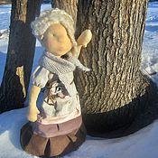 """Куклы и игрушки ручной работы. Ярмарка Мастеров - ручная работа Кукла """"Майя"""". Handmade."""