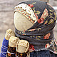 Народные куклы ручной работы. Ярмарка Мастеров - ручная работа. Купить народная кукла-оберег ПЛОДОРОДИЕ. Handmade. Синий