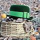 Шляпы ручной работы. Ярмарка Мастеров - ручная работа. Купить Шляпа Лепрекона . Handmade. Ирландия, фотосессия, на новый год, ирландское