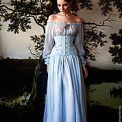 """Одежда ручной работы. Ярмарка Мастеров - ручная работа Корсет, юбка и блузка """"Версаль 2"""". Handmade."""