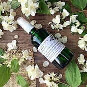 Косметика ручной работы handmade. Livemaster - original item Natural Jasmine hydrolate (flowers). Handmade.