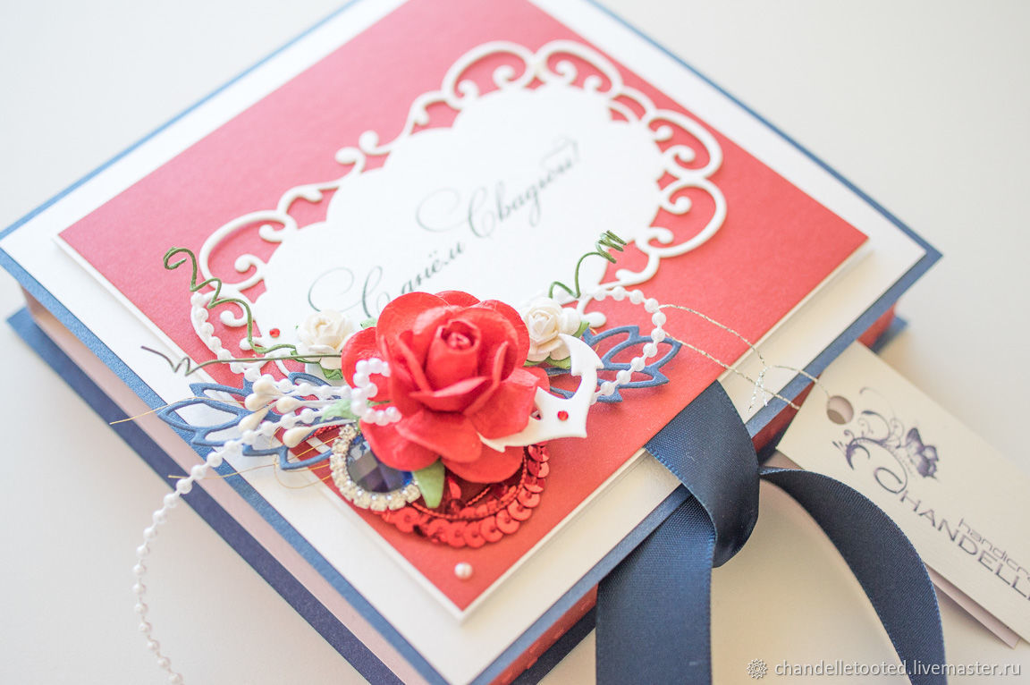 Handmade Card Box Birthday Card Box Magic Box