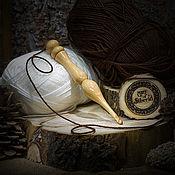Материалы для творчества handmade. Livemaster - original item Crochet hook 5,5#21. Handmade.