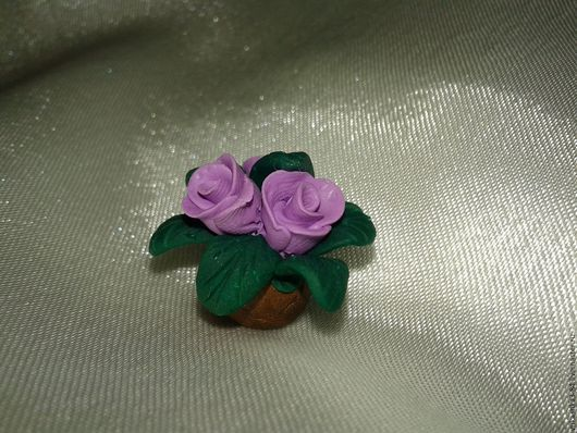 Серьги ручной работы. Ярмарка Мастеров - ручная работа. Купить миниатюры. Handmade. Миниатюра, полимерная глина