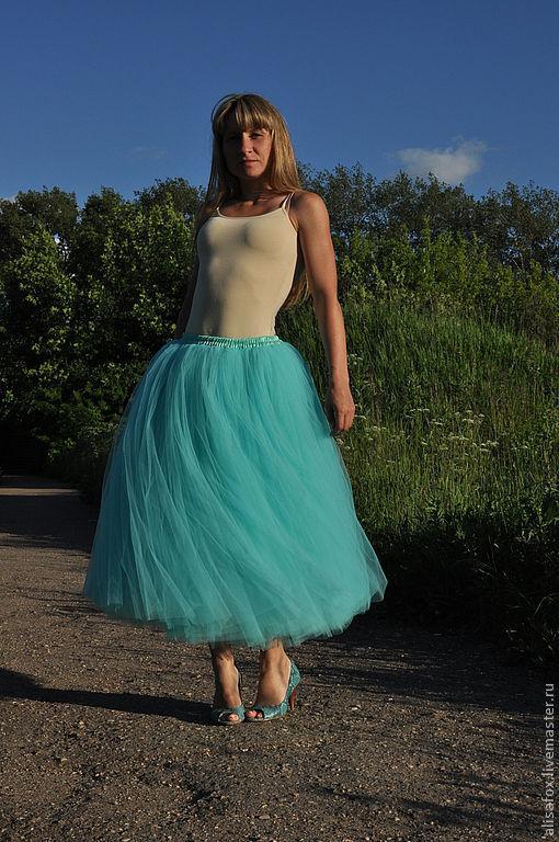 Купить юбки из фатина в минске