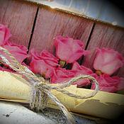 Для дома и интерьера ручной работы. Ярмарка Мастеров - ручная работа Подсвечник Розы к 8 Марта. Handmade.