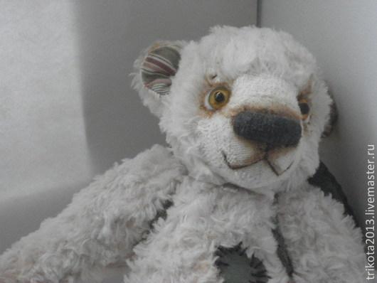 Мишки Тедди ручной работы. Ярмарка Мастеров - ручная работа. Купить Мой ангел. Handmade. Бледно-розовый, немецкая вискоза