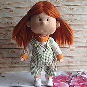 Куклы и пупсы ручной работы. Ярмарка Мастеров - ручная работа Кукла Грета. Handmade.