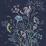 Картины и панно handmade. Livemaster - original item The night of magical colors. Handmade.