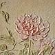 Картины цветов ручной работы. «Танец Роз». MosArtStudio. Ярмарка Мастеров. Панно, хокусай, картина для интерьера, для дома и интерьера