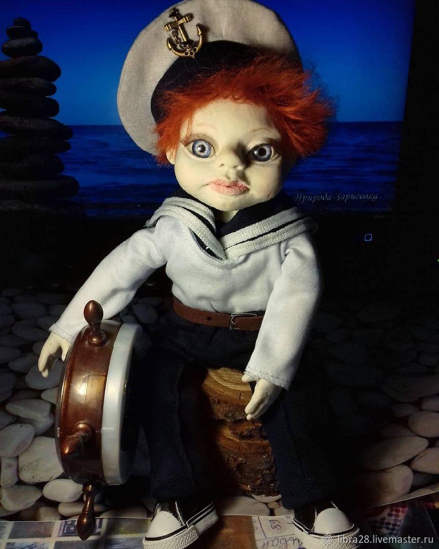 Кукла Морячок, Куклы и пупсы, Шатура,  Фото №1