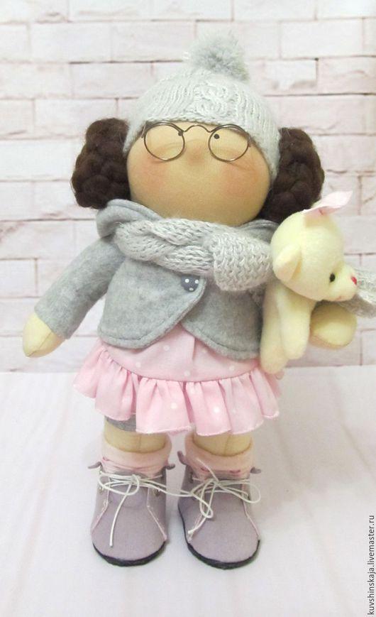 Коллекционные куклы ручной работы. Ярмарка Мастеров - ручная работа. Купить Кукла Соня и другие. Handmade. Комбинированный, кукла в подарок