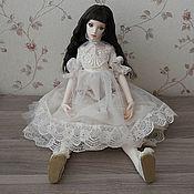 Куклы и игрушки ручной работы. Ярмарка Мастеров - ручная работа Винтажное платье. Handmade.