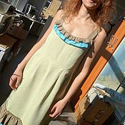 Одежда handmade. Livemaster - original item Summer sundress