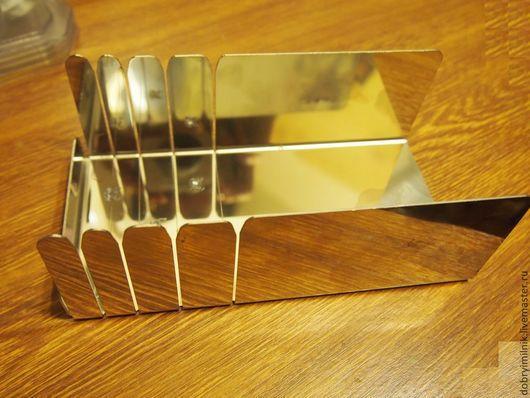 Другие виды рукоделия ручной работы. Ярмарка Мастеров - ручная работа. Купить Стусло (гильотина) для мыла. Handmade. Белый, нарезка