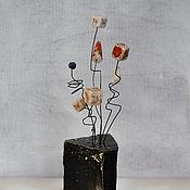 Статуэтки ручной работы. Ярмарка Мастеров - ручная работа Икебана. Handmade.