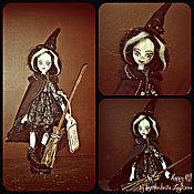 Куклы и игрушки ручной работы. Ярмарка Мастеров - ручная работа Прелестные ведьмочки. Handmade.