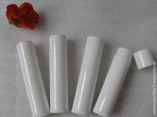 Упаковка ручной работы. Ярмарка Мастеров - ручная работа. Купить Туба для помад , 5 мл. Handmade. Для бальзамов и помад