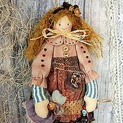 Куклы и игрушки ручной работы. Ярмарка Мастеров - ручная работа Ульяна. Садовая куколка. Бохо. Handmade.
