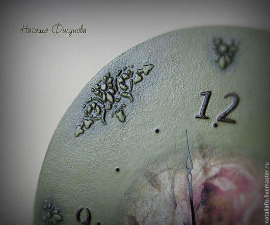 Часы для дома ручной работы. Ярмарка Мастеров - ручная работа. Купить Часы настенные. Handmade. Часы настенные