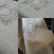 Для дома и интерьера ручной работы. Ярмарка Мастеров - ручная работа Плед трапунто. Handmade.